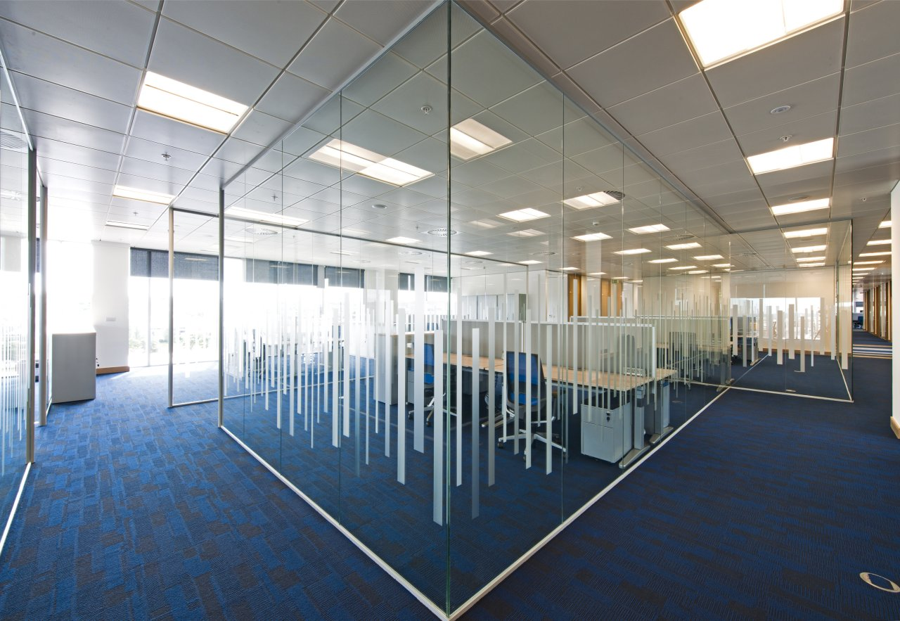 Office partitions pixis interiors demountable for Office design west yorkshire